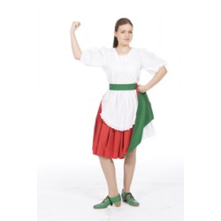 Women's Irish Jig Dress - Style 2 - Teen upwards